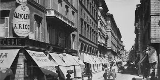 Cum erau vazuti romanii in Italia anilor 1800. Spiritul lor liber i-a cucerit atunci pe locuitorii peninsulei