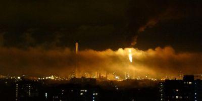 VIDEO Incendiu la cea mai mare rafinarie din Europa