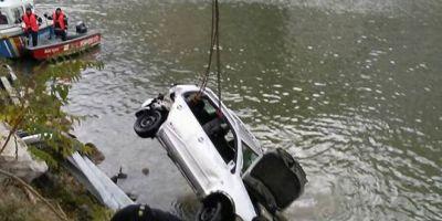 Caras- Severin: Femeia care a fost gasita moarta, dupa accidentul din Dunare, a fost inmormantata de autoritatile sarbe