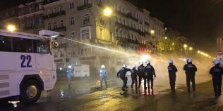 Incidente la Bruxelles dupa calificarea Marocului la CM-2018
