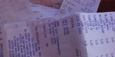 Loteria fiscala pentru bonurile din iunie va fi organizata duminica, 16 iulie