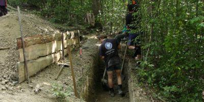 Investigatii arheologice in Apuseni pentru cautarea ramasitelor unui