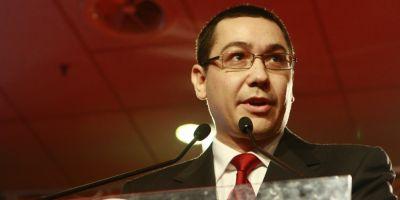 Victor Ponta si-a inceput saptamana cu o vizita la Sectia 6 Politie din Capitala