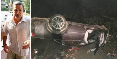 Un infractor notoriu a omorat un om dupa ce gonea printr-o comuna din Suceava cu o masina plina cu tigari de contrabanda