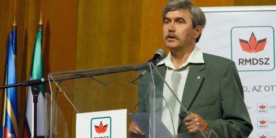 Deputatul UDMR Marton Arpad i-a comparat pe protestatari cu minerii care au venit in Bucuresti in 1990, iar pe alesii USR cu Ion Iliescu