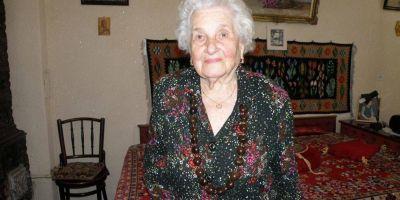Elena Arnautoiu, sora liderilor miscarii de rezistenta din Nucsoara: