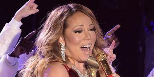 VIDEO Mariah Carey revine la petrecerea de Anul Nou din Times Square, dupa prestatia dezastruoasa din 2016