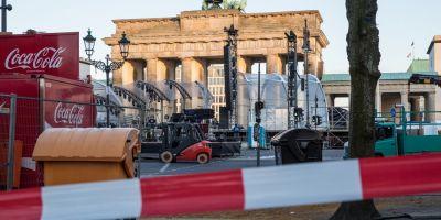 Revelion cu masuri speciale de siguranta la Berlin: