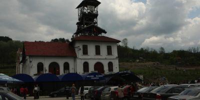Greva la Salina din Slanic. Minerii refuza sa iasa la suprafata
