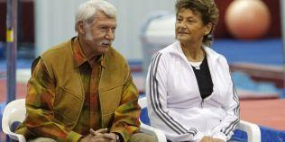 Cum ii descrie o jurnalista americana pe sotii Karolyi, cei care au revolutionat gimnastica: