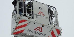 Cea mai scumpa masina a pompierilor: o autospeciala a costat 400.000 de euro