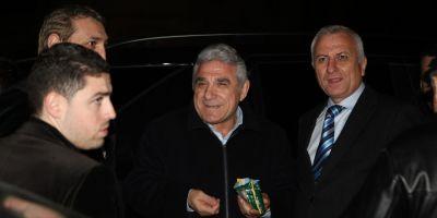 Fostul impresar Ioan Becali a fost eliberat conditionat