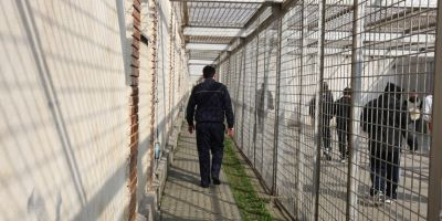 Detinut gasit spanzurat in Penitenciarul Targu-Jiu