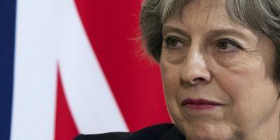 Premierul britanic, Theresa May, isi uneste partidul atacand Rusia