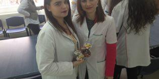 Noi inventii ale studentilor: jeleurile cu smirna, ciocolata antibacteriana si painea cu faina din seminte de urzici