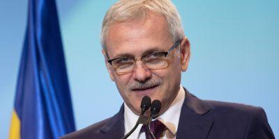 Dragnea, ironic cu presedintele Frantei: Nu am participat la intalnirea secreta dintre ministrul francez de Externe si sefa DNA