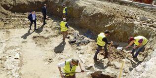 Cel mai vechi mormant al unei capetenii a gotilor de pe teritoriul Romaniei a fost gasit la Galati. Are peste 1.600 de ani