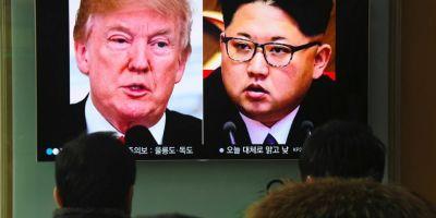 Donald Trump a anuntat locul in care se va intalni cu Kim Jong-un pe 12 iunie