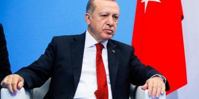 Erdogan ameninta cu bombardamente in Irak