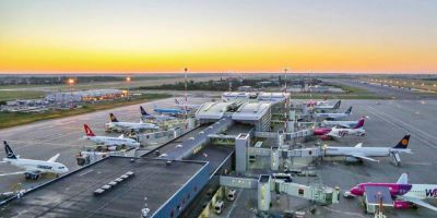 Aeroportul Otopeni anunta ca incep procedurile de redeschidere a pistei 2